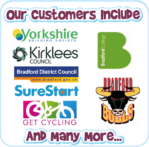 Our customers include..